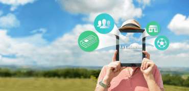 La Colmena es la comunidad digital de una comunidad real