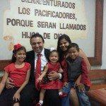 Hugo Villegas, un presidente que construye felicidad