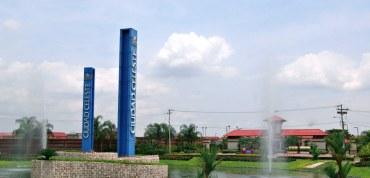 Las fuentes de agua de Ciudad Celeste