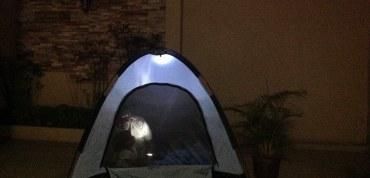 De camping en Villa Club