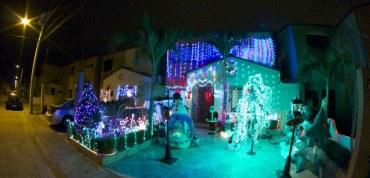 Decorar con espíritu navideño