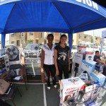 Feria de emprendimientos en Murano
