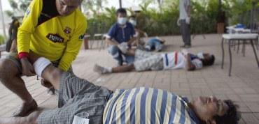 Aprender sobre primeros auxilios para salvar vidas