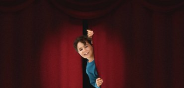 Los niños de Ciudad Celeste hacen teatro