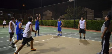 Campeonato de básquetbol en La Península: como lo quería James Naismith