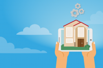 Entrar a una casa smart es entrar al futuro