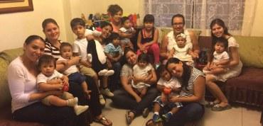 Tribu de Mamis: las mamás primerizas de las Ciudades para Vivir
