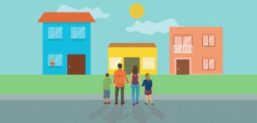 Cambiar de vecindario con armonía