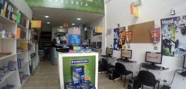 Copy Corner en Piazza La Joya