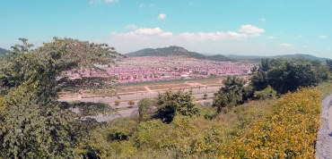La ciudad que planta árboles y construye parques
