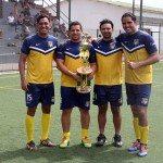 Amarillos, el equipo goleador de Ciudad Celeste
