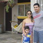 La familia de Omayra creció en Villa del Rey