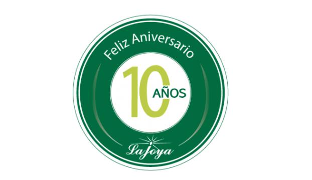 La Joya celebra sus 10 años.