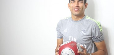 La escuela de fútbol de Víctor Montoya