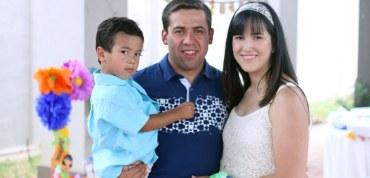 Desde Estados Unidos, Rodrigo eligió a Ciudad Celeste