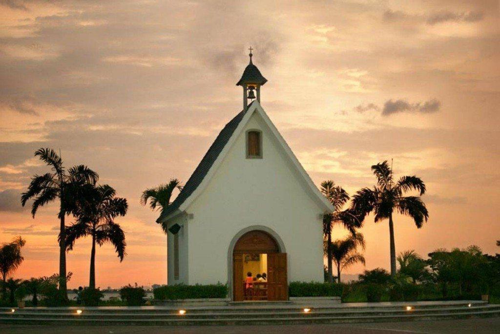 Santuario en Ciudad Celeste