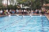 Más de 180 nadadores bracearon por una medalla de oro en Rubí