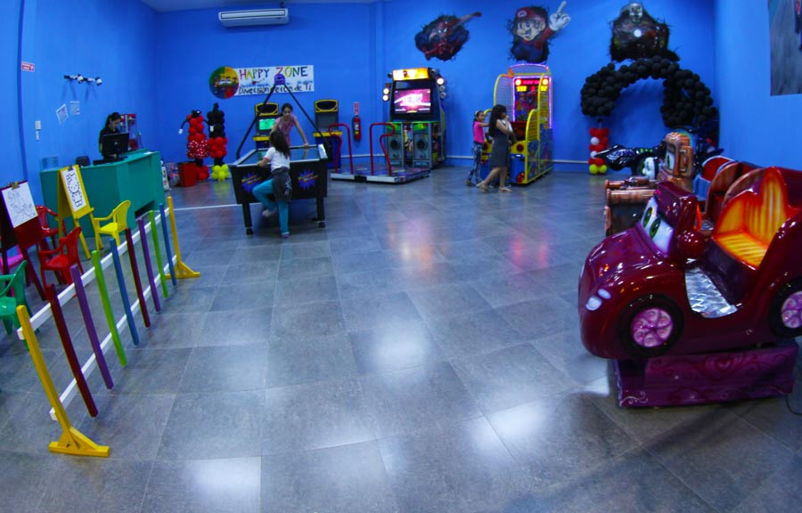 Happy Place un lugar para que los niños se diviertan