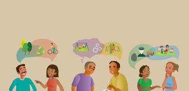 ¿Cómo funciona una asamblea de residentes?