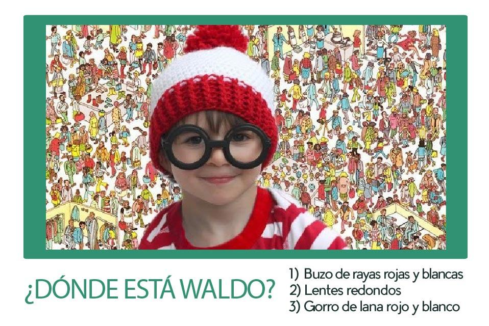 Disfraz de Waldo 2016
