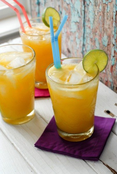 Aprovecha la temporada de mangos y disfruta de una bebida tropical