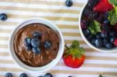 Snacks saludables en menos de diez minutos