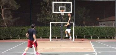 All Star, la agrupación de basquetbolistas que brilla en Ciudad Celeste