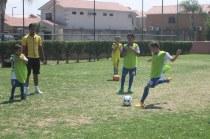 Una nueva copa para integrar a los pequeños futbolistas de Ciudad Celeste