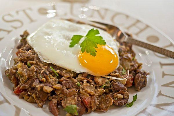 Desayuna al estilo egipcio