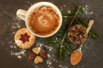 Navidad sin chocolate caliente, no es Navidad